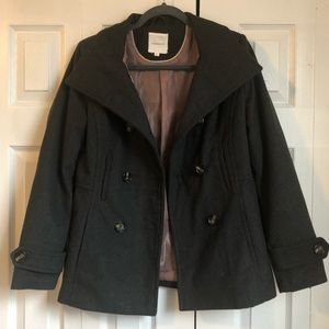 Thread & Supply Pea Coat